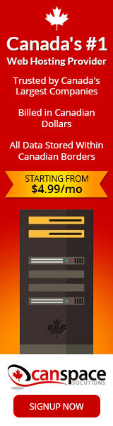 CanSpace Hosting Canada